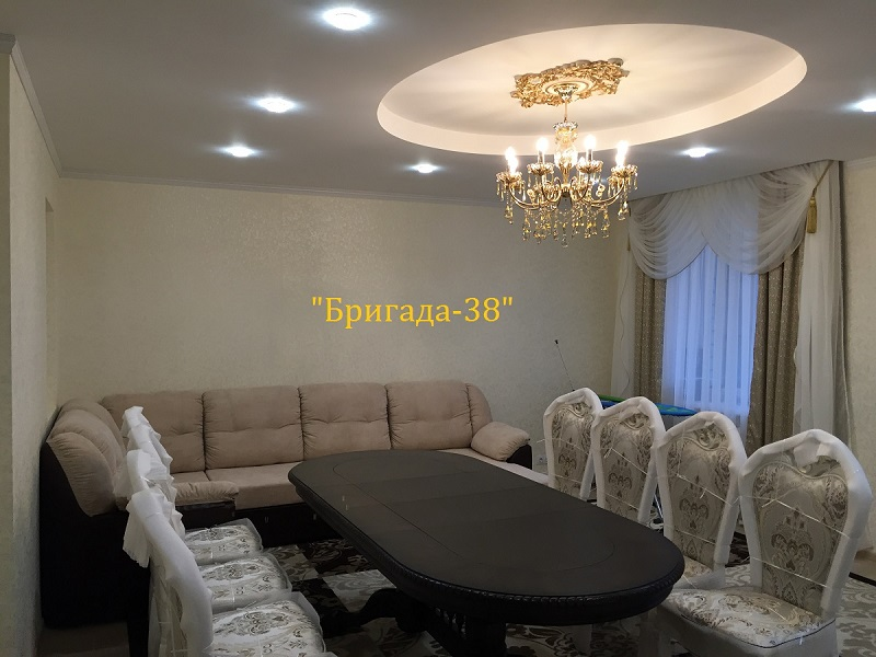 Ремонт квартир Ю-Тена 14 -1